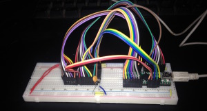 AM29F040 Programmer test